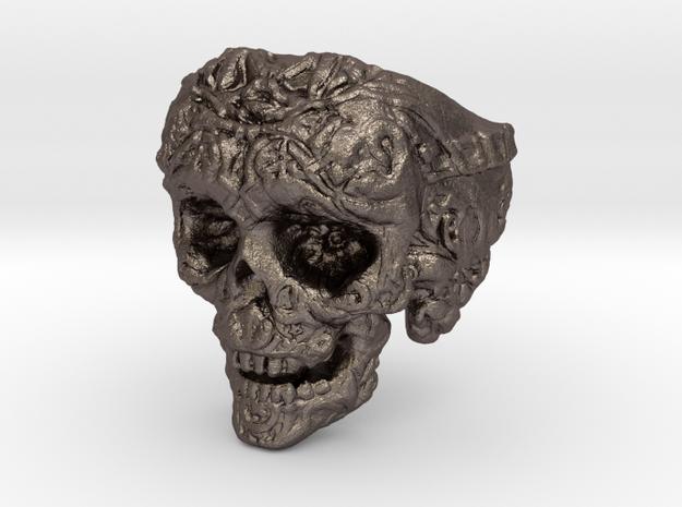 Barbarian Skull Ring size 12
