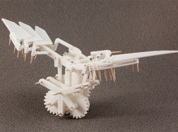 ARCTURUS MODEL KIT in White Strong & Flexible