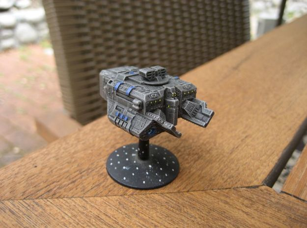 """Somtaaw """"Deacon"""" Destroyer 3d printed"""