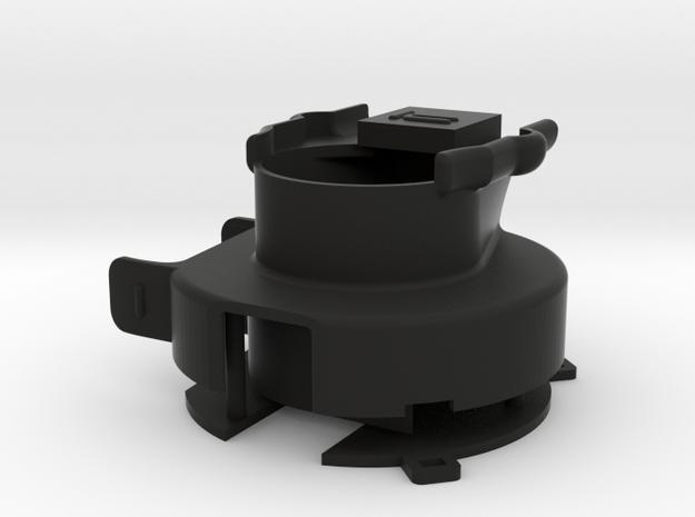 hpi WR8 Flux Gear Housing [Assembly] v1