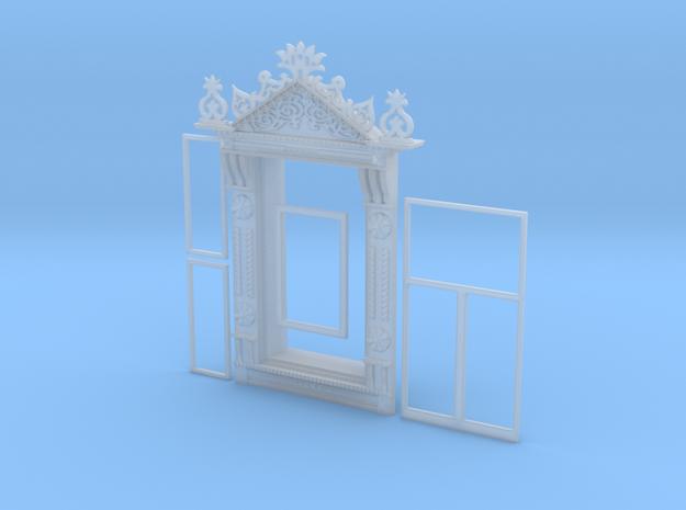 Russian style window - Design 1