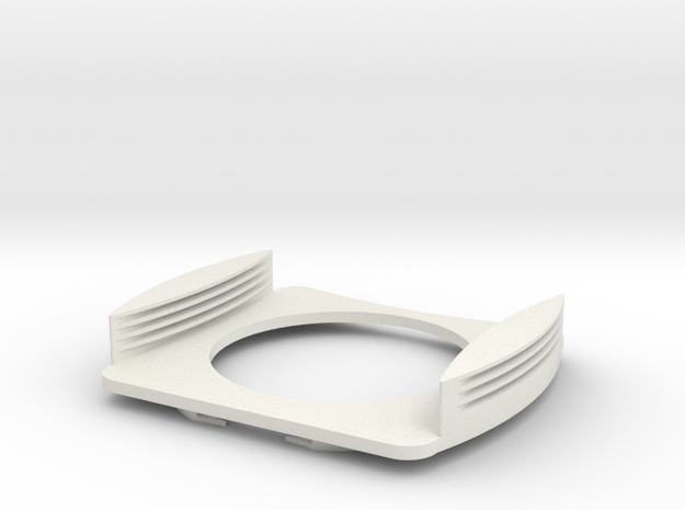 ND Filter Holder in White Strong & Flexible