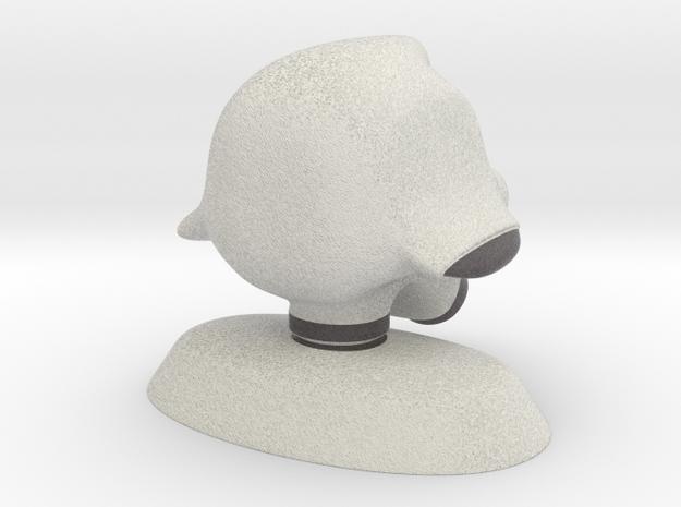 Robot head 3d printed
