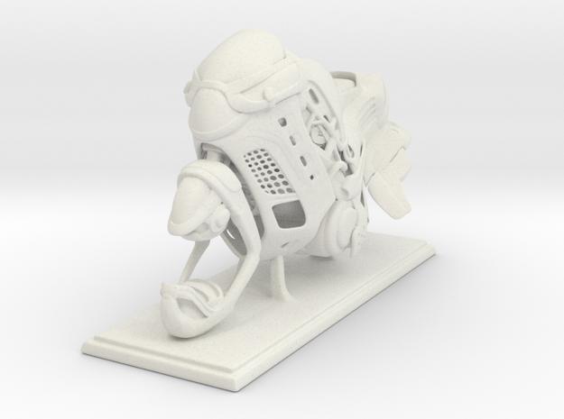 URmoto 05 in White Strong & Flexible