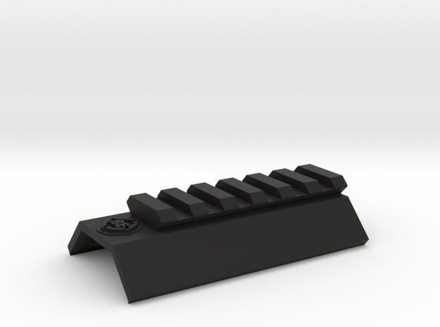 LCT SR-3M Rail Adapter (Snap On Handguard) in Black Natural Versatile Plastic