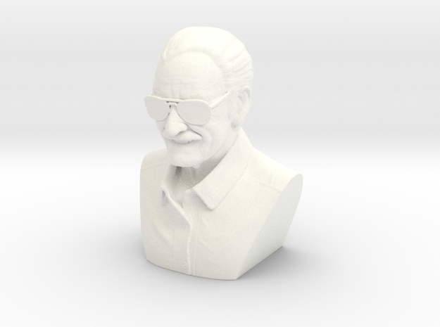 4 Inch Stan Lee Bust