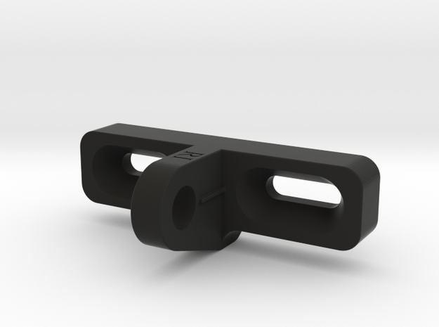 Zoom H4N Gimbal Wall Mount in Black Strong & Flexible