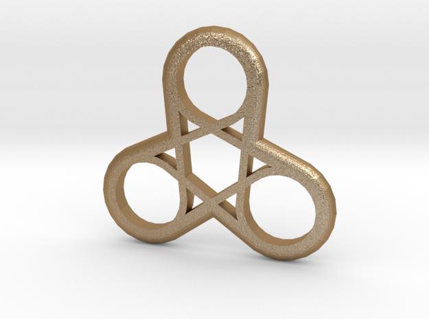 Triple Loop Pendant