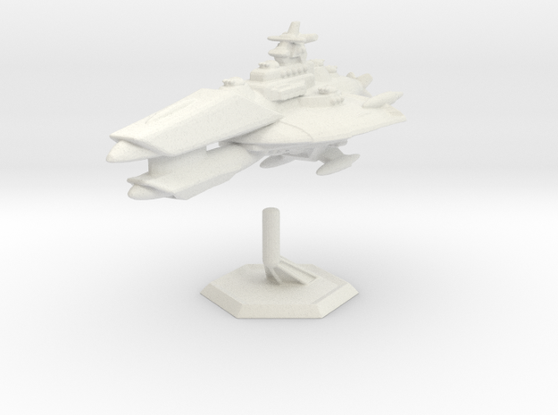 Star Sailers - Venygar - Cruiser 3d printed