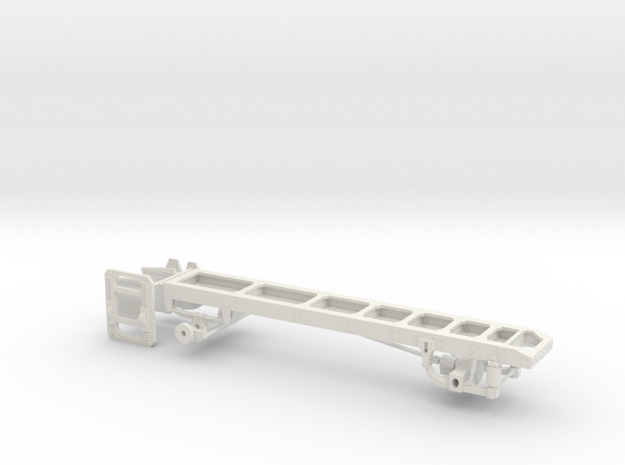 1/50th Single Axle Truck Frame