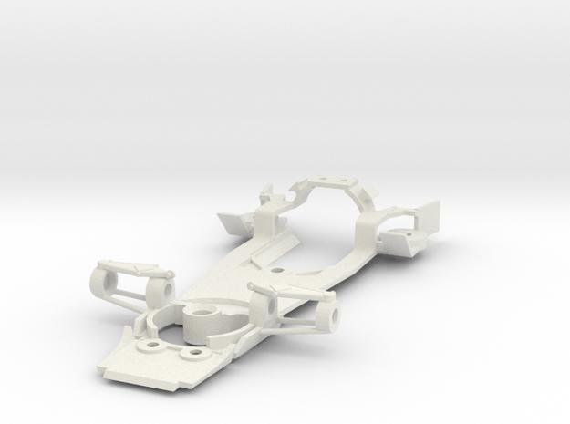 Mclaren M23 160423 in White Natural Versatile Plastic