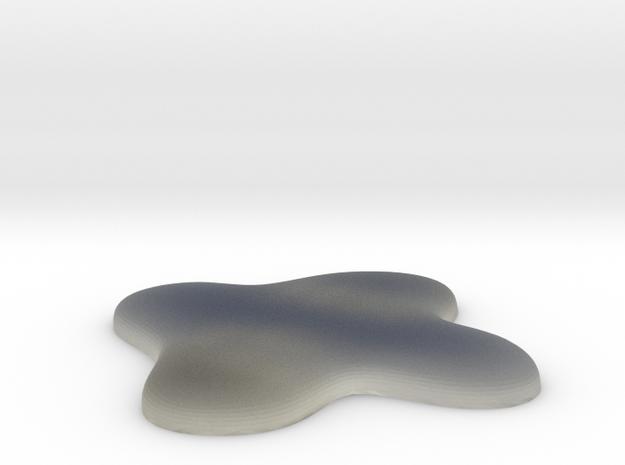 Spill Token 3d printed