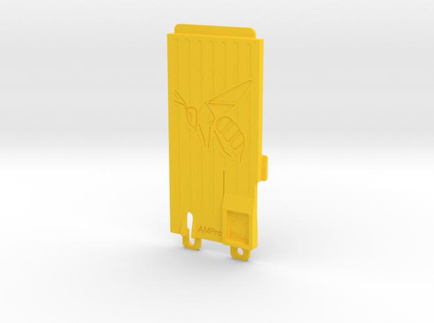 045006-02 Ampro Battery Door, Hornet Logo