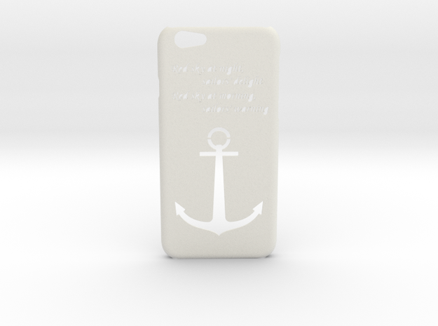 IPhone 6/6S Case Sailor