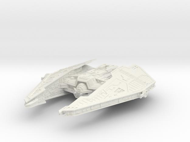 Sith Fury Interceptor (Wings Closed) 1/270 3d printed