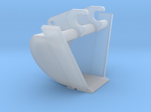 336 E Trap in Smooth Fine Detail Plastic