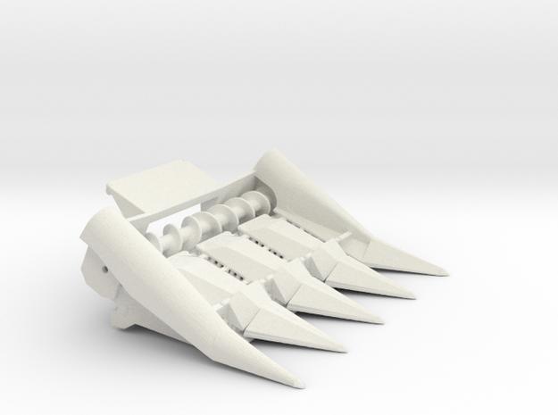 L/M 430 in White Natural Versatile Plastic