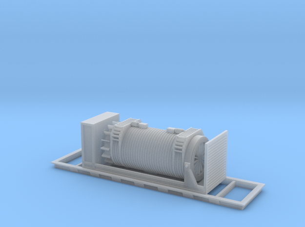 Nuclear Shipping Cask - 1:50scale