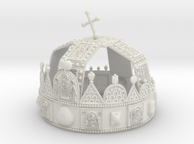 Hungarian Holy Crown - half scale