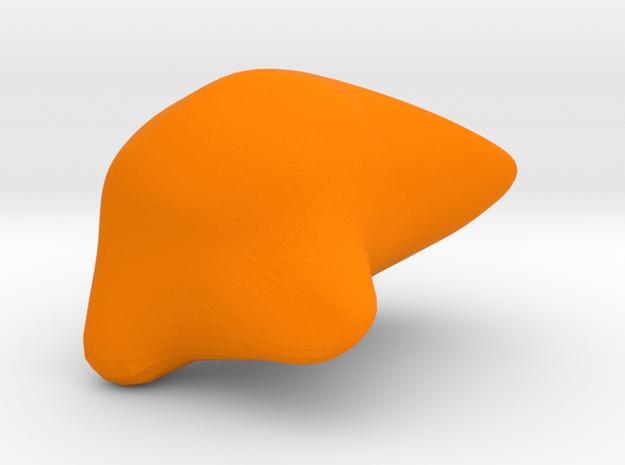 Cleromancy Token- Difficulties/Trials in Orange Processed Versatile Plastic