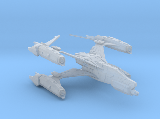 Thunderbolt MKII Space Config