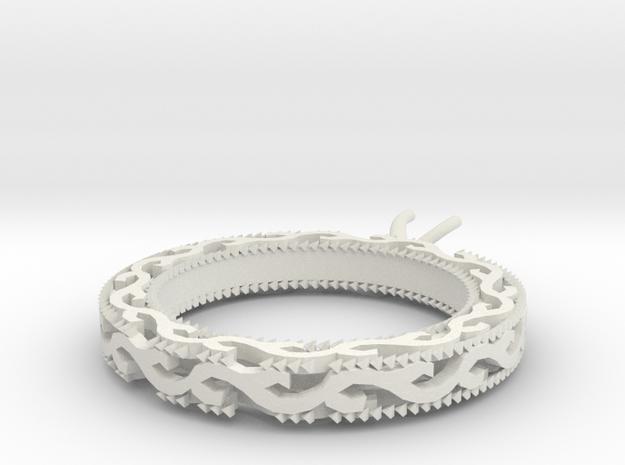 Model-87d8d919b2349890b39684d9e8cc8d84 in White Natural Versatile Plastic