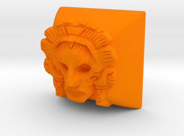 Pacal (Topre DSA) in Orange Processed Versatile Plastic