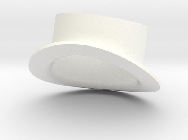 Tubo in White Processed Versatile Plastic