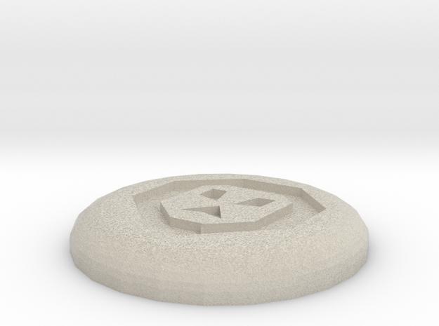 Chaos Rune in Sandstone