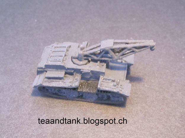1/144 crane for Panzer I special version