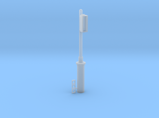 H0 1:87 Ampel / Trafficlight in Frosted Ultra Detail