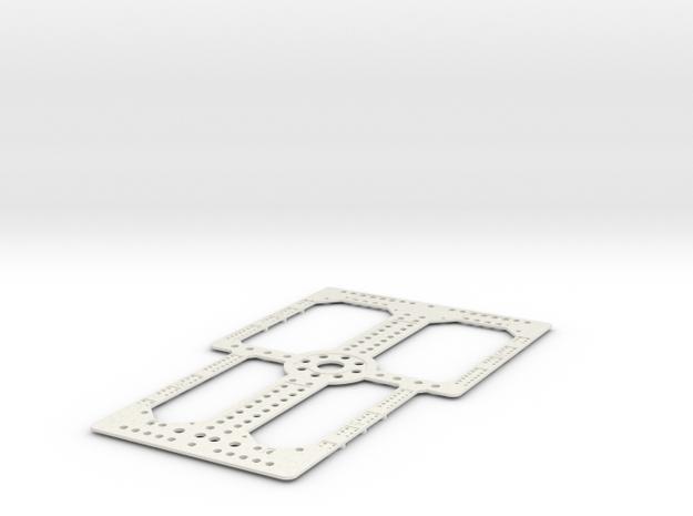 L-165-d-level-crossing-control-stick-type4a-t2-1 in White Natural Versatile Plastic