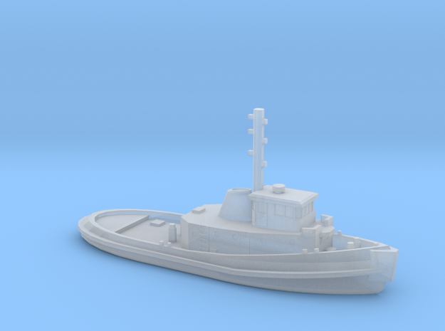 1/700 Scale Vietnam YTB Tug in Frosted Ultra Detail