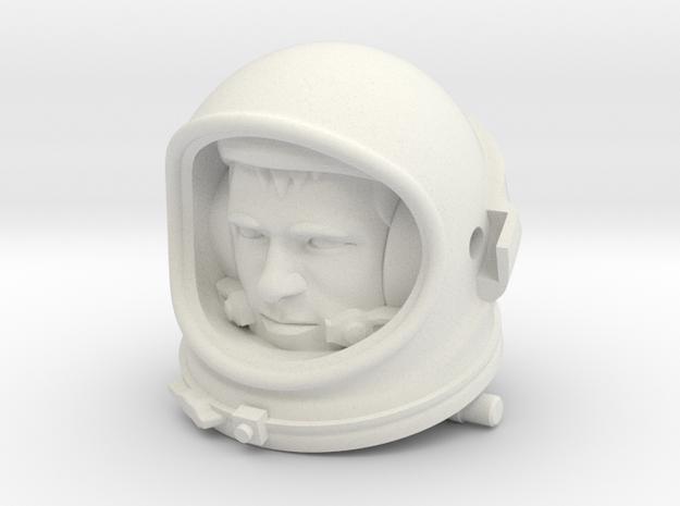 Gemini Astronaut / 1:6 / Helmet, Head Nr 1