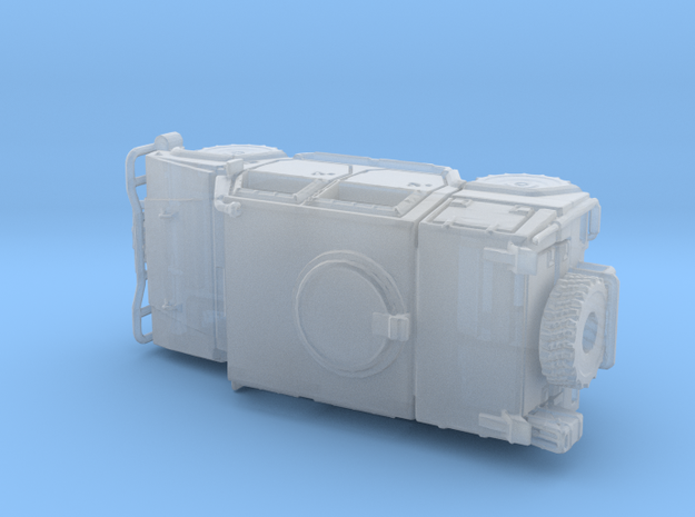 IVECO-Lince-1-200-proto in Smooth Fine Detail Plastic