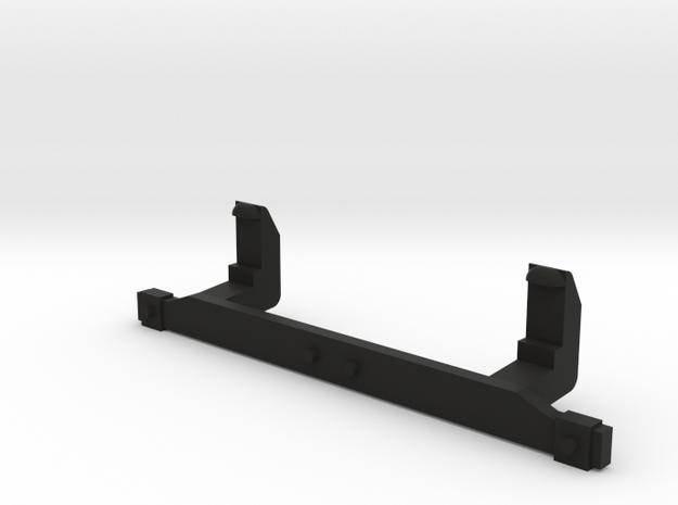 22250, Pick Up for Rear Bogie - EMU in Black Natural Versatile Plastic