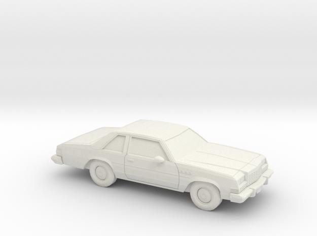 1/87 1977-78 Buick LeSabre Coupe