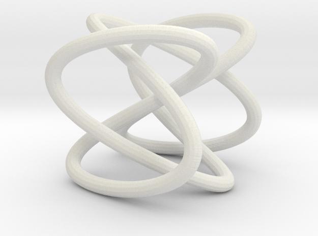 Sin235xyzl in White Natural Versatile Plastic