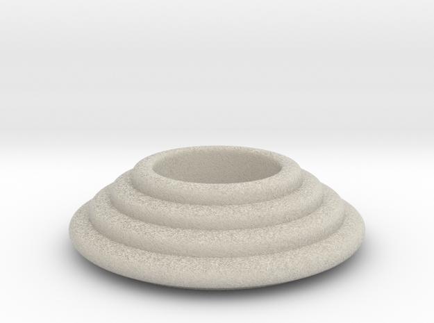 Tealight Holder in Natural Sandstone
