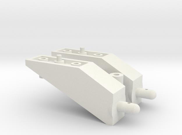 Tamiya Pajero CC01 5mm Body Lift Kit
