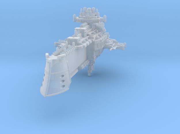 Cruiser (Torpedo variant) in Smooth Fine Detail Plastic