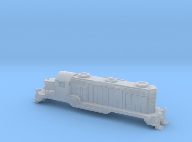 GP20 Locomotive in N Scale