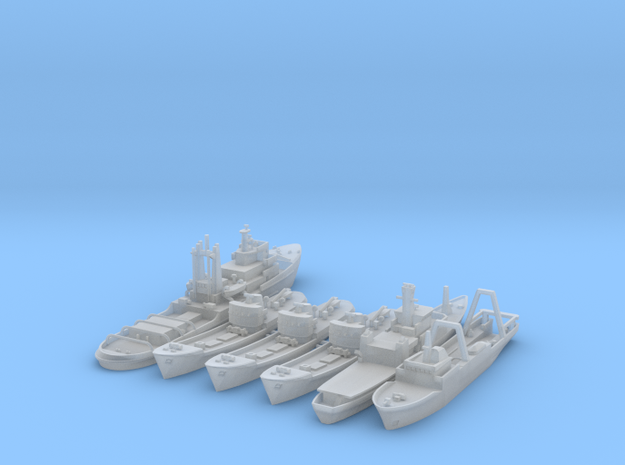 1/1250 The Cod War - Set 1