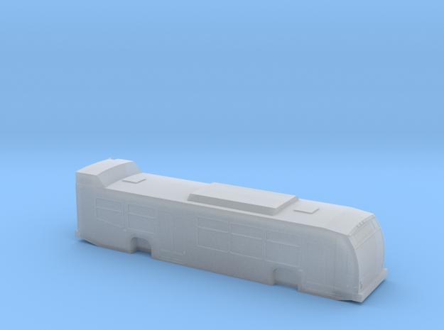 1/200 scale Nova bus LFS 2009-2013 in Smooth Fine Detail Plastic