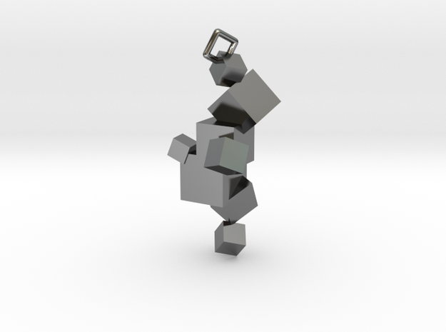 Cubes Pendant