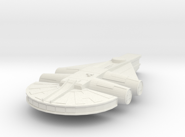 Medium Transport in White Strong & Flexible