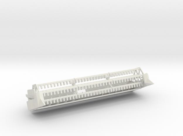 N22 Foot Flex Head in White Natural Versatile Plastic