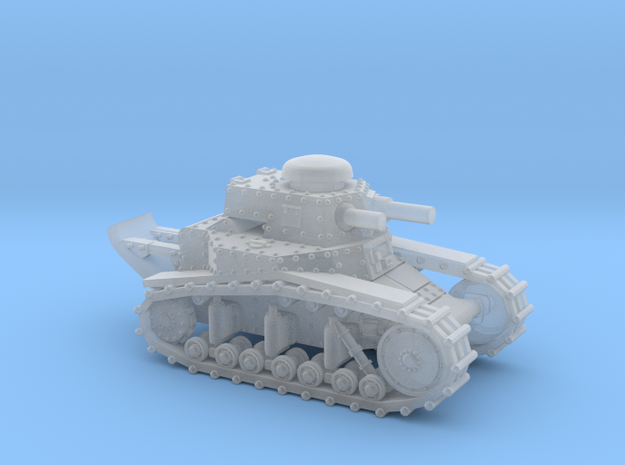 T18 (6mm) in Smooth Fine Detail Plastic