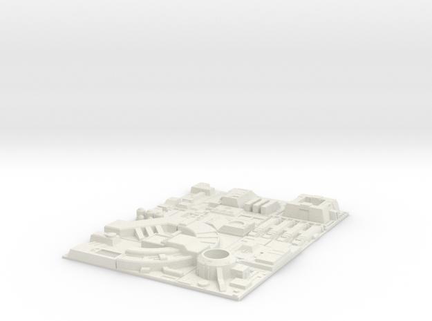 1/270 Death Star Tiles full set