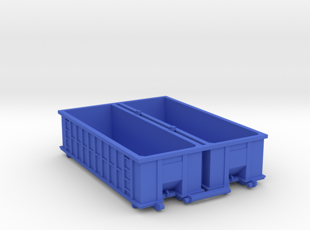 Industrial Dumpster 30yd (Qty 2) - HO 87:1 Scale